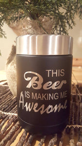 THIS BEER IS MAKING ME AWESOME