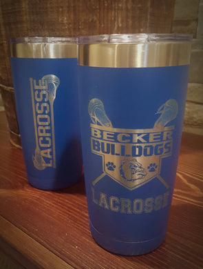BECKER BULLDOGS LACROSSE