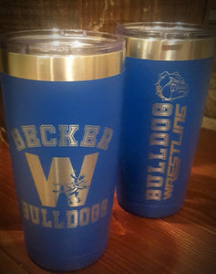 BECKER BULLDOGS WRESTLING