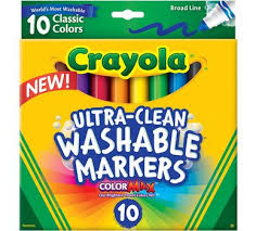 ADD ON Marker Set - Crayola Ultra Clean Washable Markers