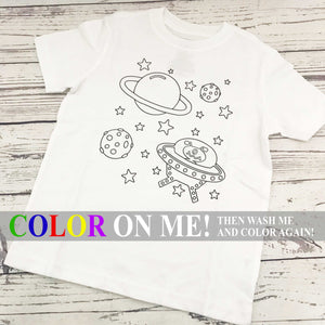 Youth Size Color Me T-Shirt