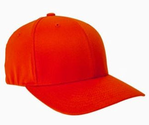 Flex Fit Ball Cap with Custom Design