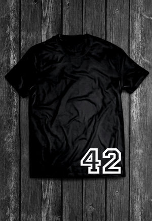 42 College Chest Candy | Tshirt, Tshirt Men, Tshirt Women, Custom T, Bespoke T-shirt, Apparel, Clothing