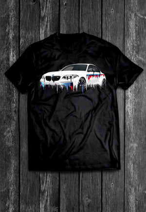 BMW M2 Liquid Metal Tshirt