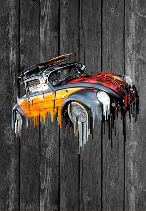 Volkswagon Beetle Phone Free Live Wallpaper
