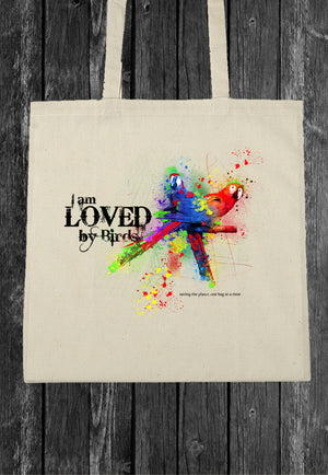 I Am Loved By Bees EcoBag Pack