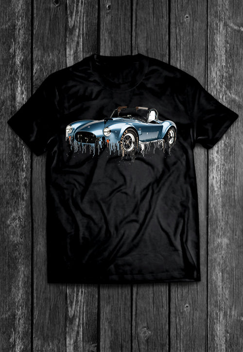 AC Cobra Liquid Metal Tshirt