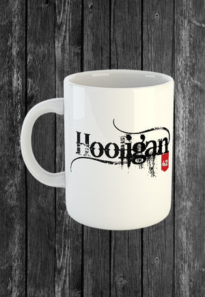 Exclusive Handmade Mug Hooligan | Mugs With Sayings, Personalised Gifts, Presents, Drinkware, Quotes, Chest Candy