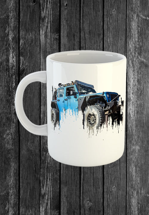 Jeep Liquid Metal FREE Mug