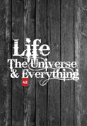 Handmade Mug Life The Universe And Everything | Mugs With Sayings, Personalised Gifts, Presents, Drinkware, Quotes, Chest Candy