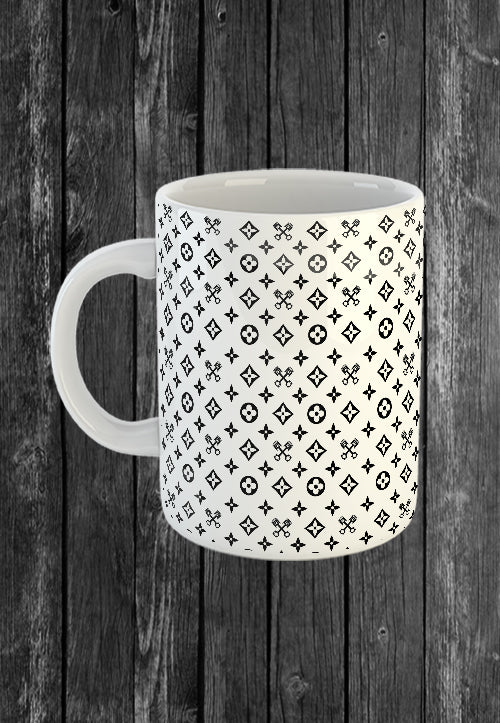 Exclusive Handmade Mug Louis VTwin | Mugs With Sayings, Personalised Gifts, Presents, Drinkware, Kitchen, Chest Candy