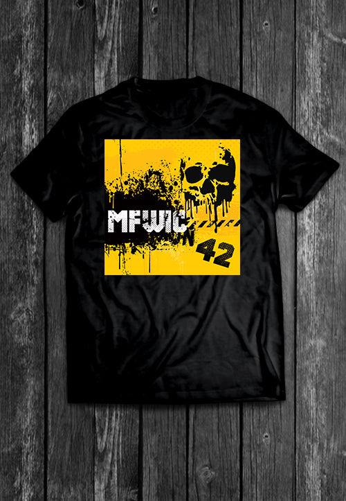 MFWIC (MoFo What's In Charge) Chest Candy | Tshirt, Tshirt Men, Tshirt Women, Custom T, Bespoke T-shirt, Apparel, Clothing