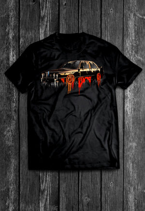 BMW M3 Liquid Metal Tshirt