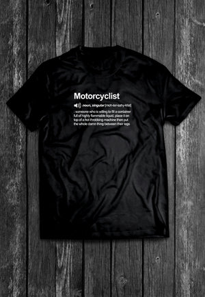 Motorcyclist Definition Motorcycle Chest Candy | Tshirt, Tshirt Men, Tshirt Women, Custom T, Bespoke T-shirt, Apparel, Clothing