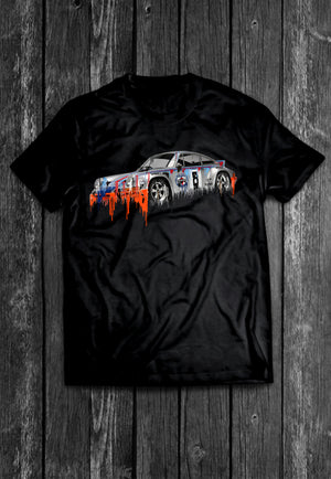 Porsche 911 RS Lightweight Liquid Metal | Tshirt, Tshirt Men, Tshirt Women, Custom T, Bespoke T-shirt, Apparel, Clothing