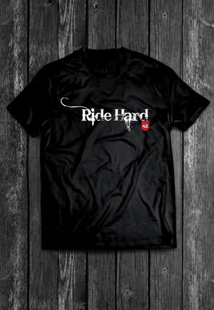 Ride Hard Motorcycle Quotes Chest Candy | Tshirt, Tshirt Men, Tshirt Women, Custom T, Bespoke T-shirt, Apparel, Clothing