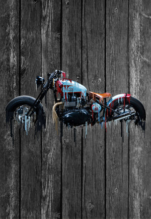 Triumph Bobber Phone Free Live Wallpaper