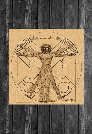 Vitruvian Petrolhead Chest Candy | Tshirt, Tshirt Men, Tshirt Women, Custom T, Bespoke T-shirt, Apparel, Clothing