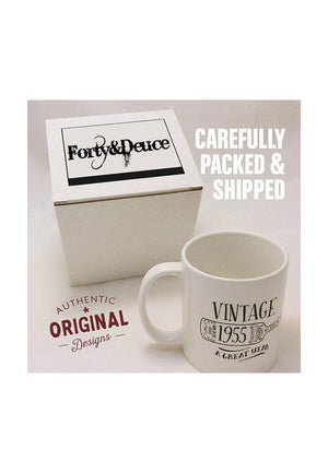 Exclusive Handmade Mug MFWIC | Mugs With Sayings, Personalised Gifts, Presents, Drinkware, Kitchen, Chest Candy