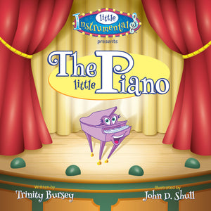 """The Little Piano"" (Children's Book)"