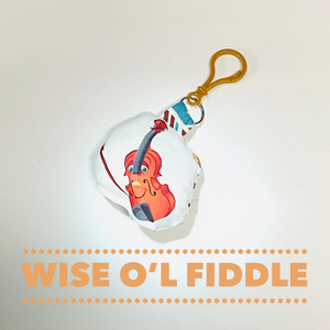 Mr. Fiddle bag buddy