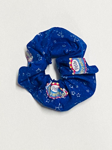 Series logo scrunchie