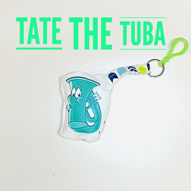 Tate the tuba bag buddy