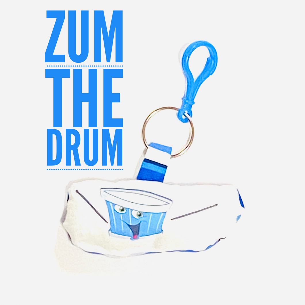 Zum the drum bag buddy
