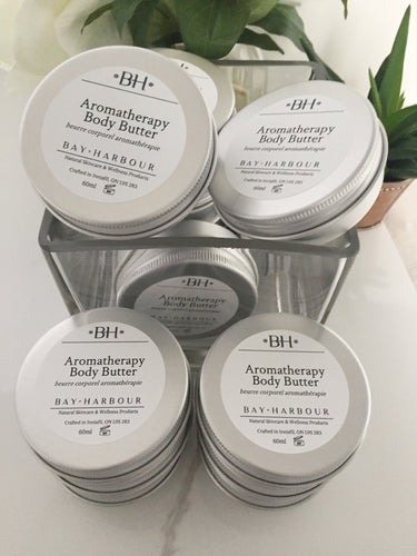 Body Butter, Aromatherapy  - Travel Size