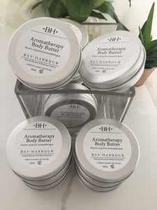 Body Butter, Aromatherapy