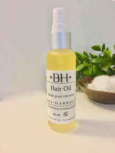 hair oil, scalp oil