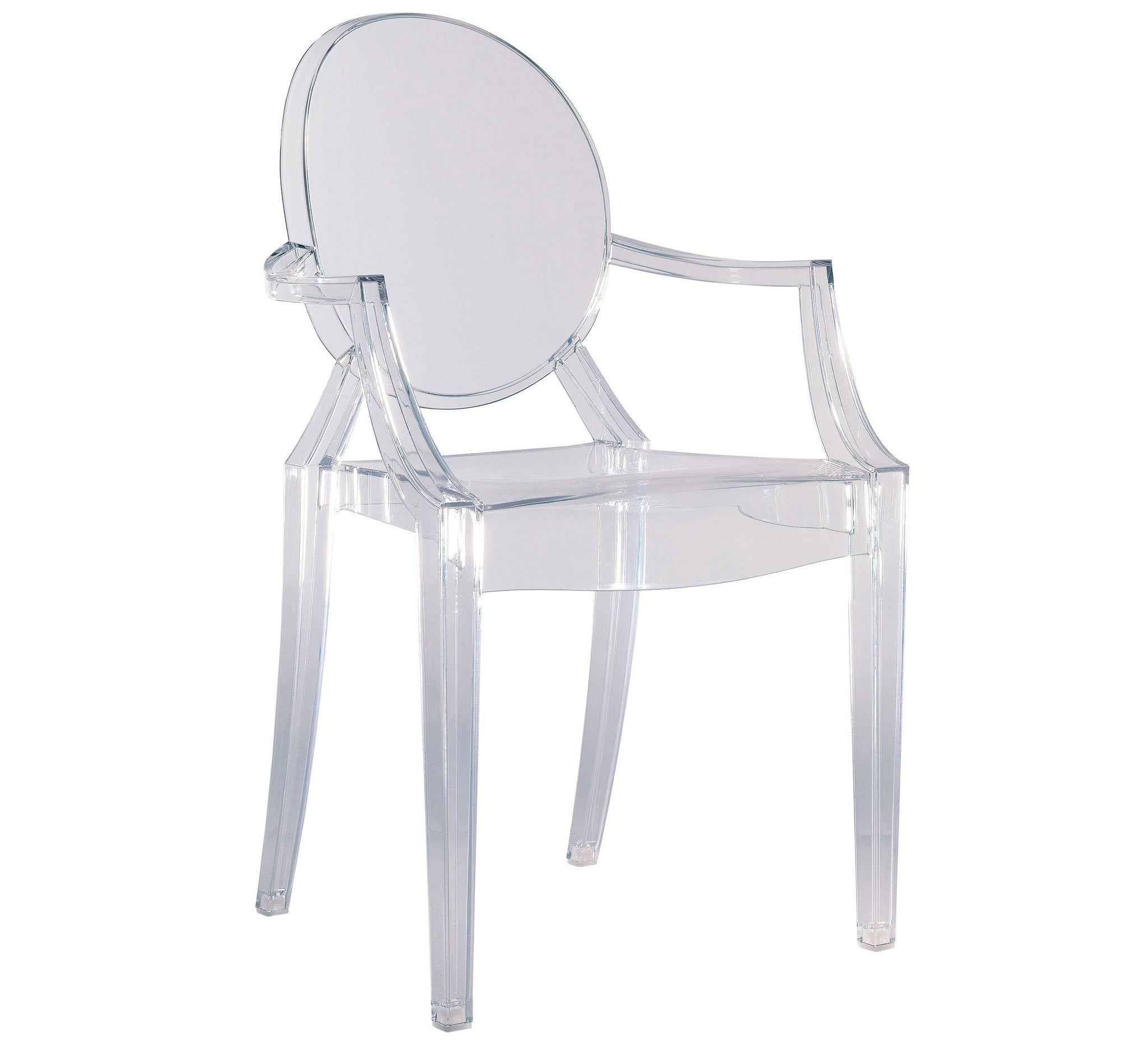 Kartell Louis Ghost Philippe Starck Set Of 2 Pieces Mistico Store