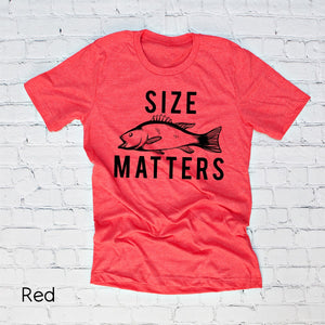Size Matters Tees