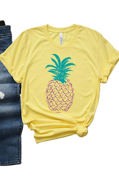 Color Pineapple-1277