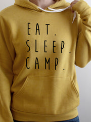 Eat. Sleep. Camp