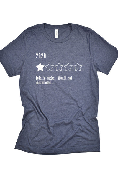 2020 Review Tee- 1557