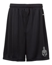 Sentinels Helmet Youth Athletic Shorts