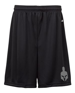 Sentinels Helmet Adult Athletic Shorts