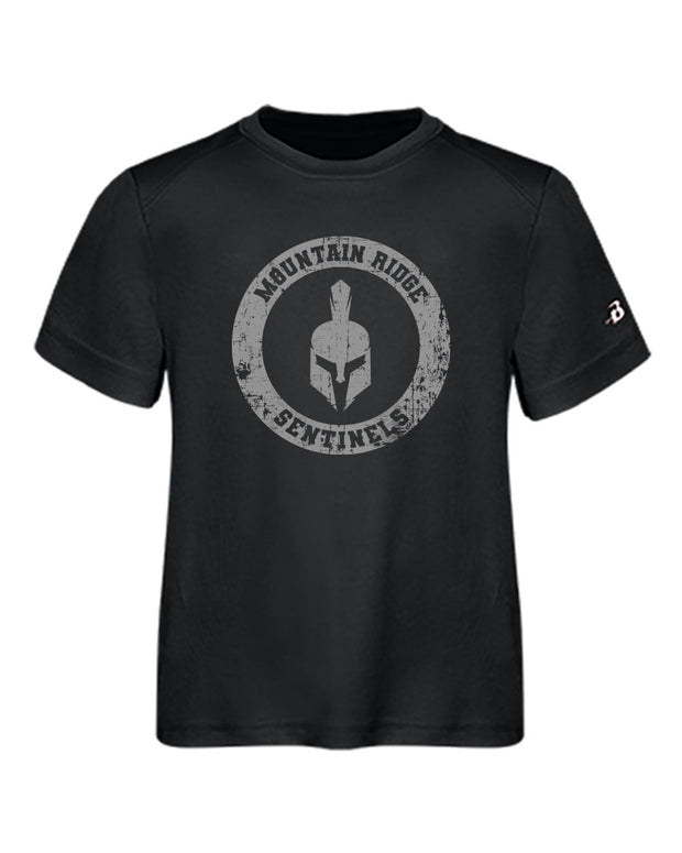 Toddler Athletic Sentinels Circle Tee