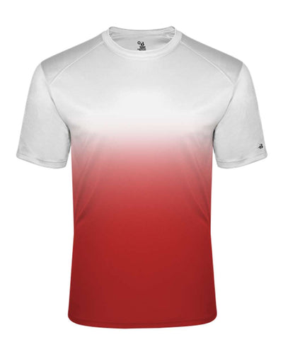 Adult Ombre Athletic Tee