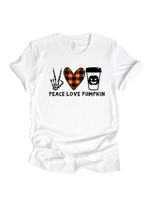 Peace Love Pumpkin - 1550