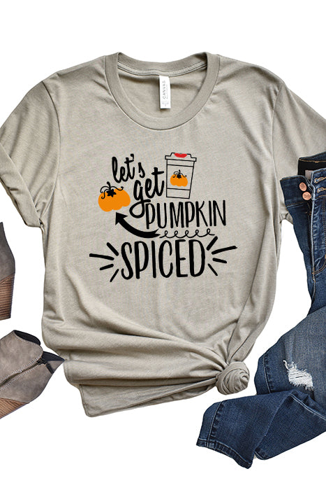 Pumpkin Spiced - 1539