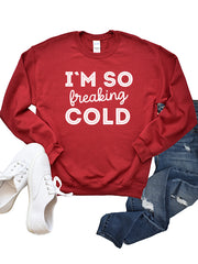 So Cold -1546 (sweatshirt)