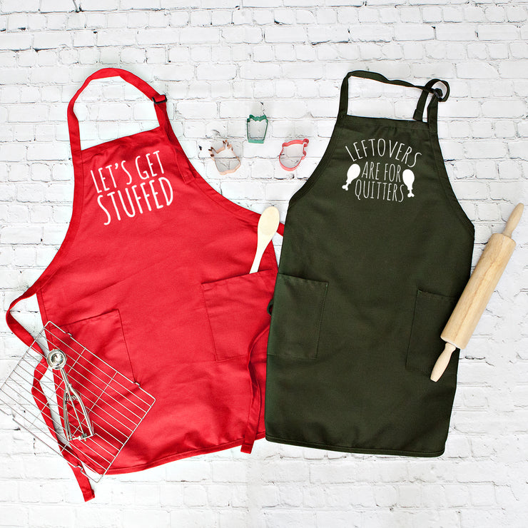 Thanksgiving Aprons