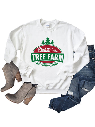 Tree Farm - XMS0064.sweatshirt