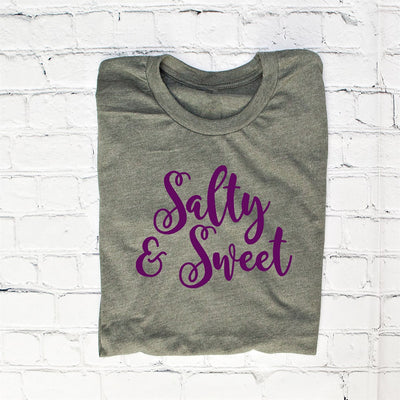 Salty & Sweet Tees