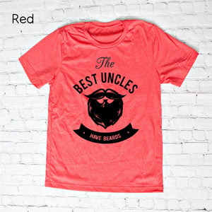 Best Uncles Have Beards Tee