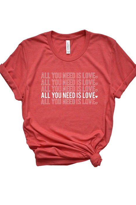 All You Need Is Love -1597