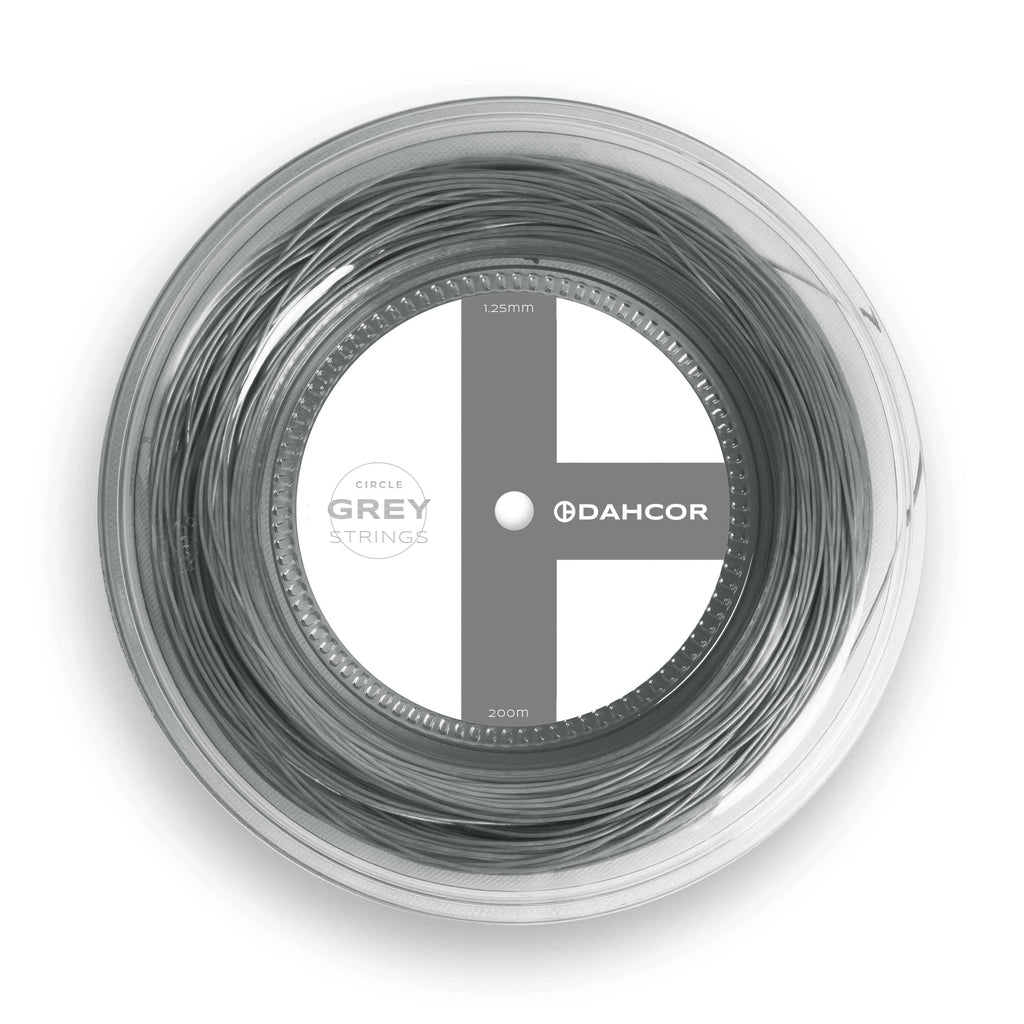Grey Circle Strings Reel