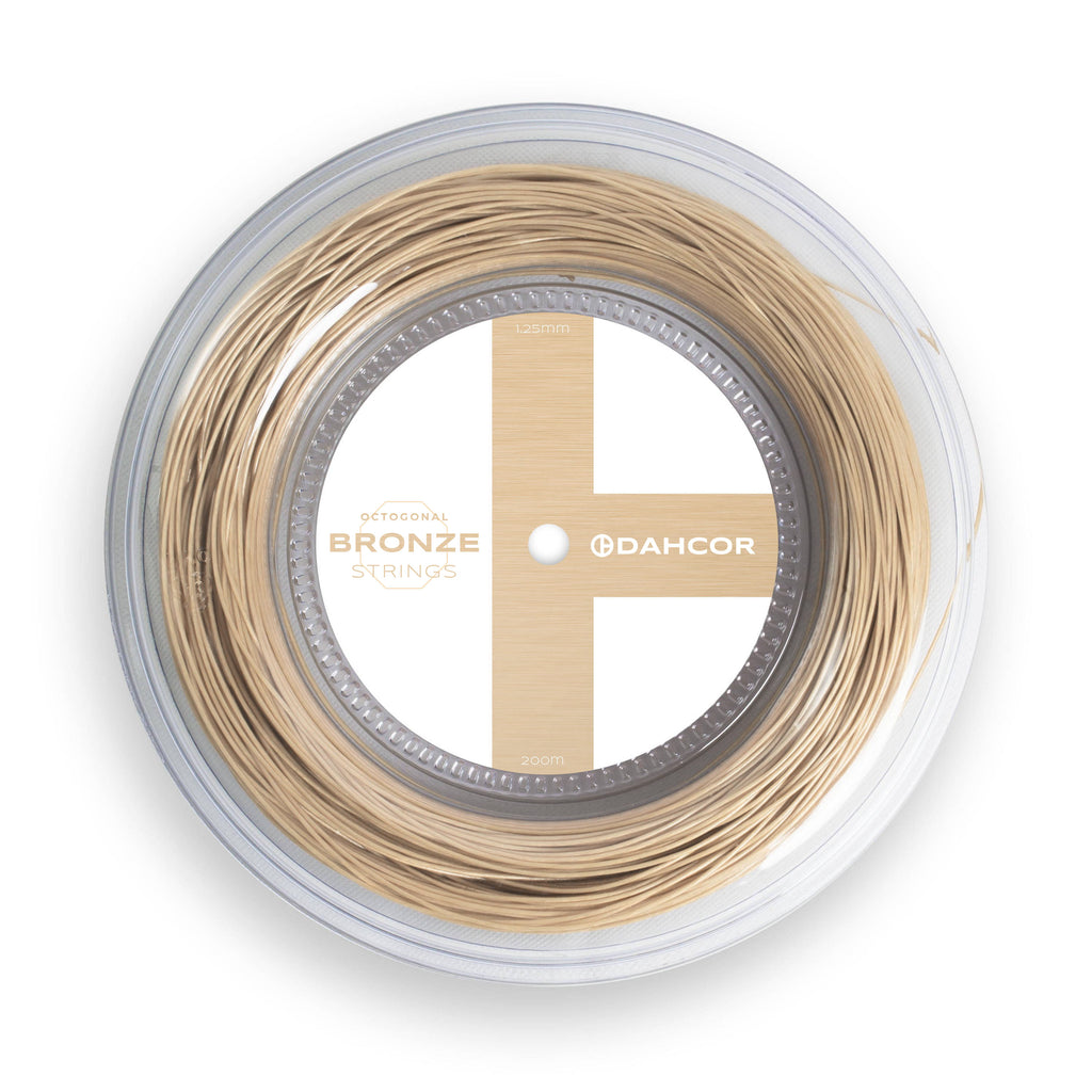 Bronze Octogonal Strings Reel